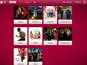 Movie Categories