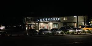 Lakehouse Hotel Lobby Entrance
