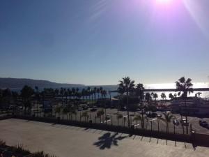 Redondo Beach Marina from Balcony