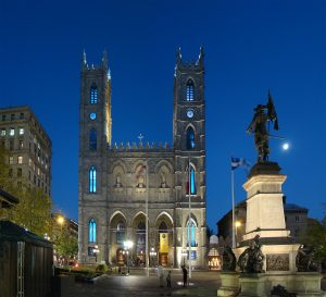 Notre Dame Basilica - Creative Commons License