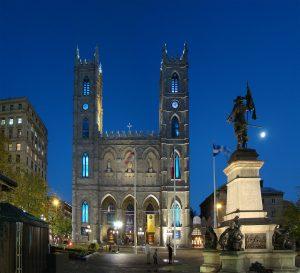 Notre Dame Basilica - Creative Commons License