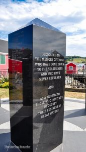 Lunenburg Fishermen's Memorial