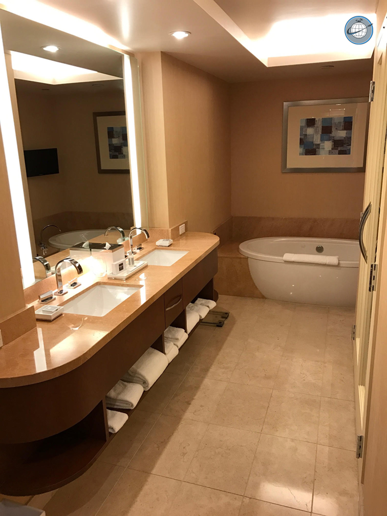 Aria Corner Suite Review The Sterling Traveler