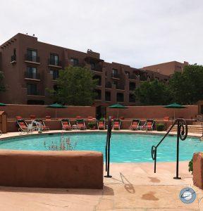 Adult Pool at Hyatt Regency Tamaya Resport & Spa