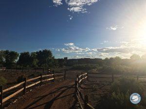 Desert Trail at Hyatt Tamaya Resort & Spa