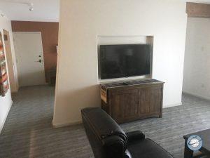 Hyatt Tamaya Resort Executive Suite Living Room