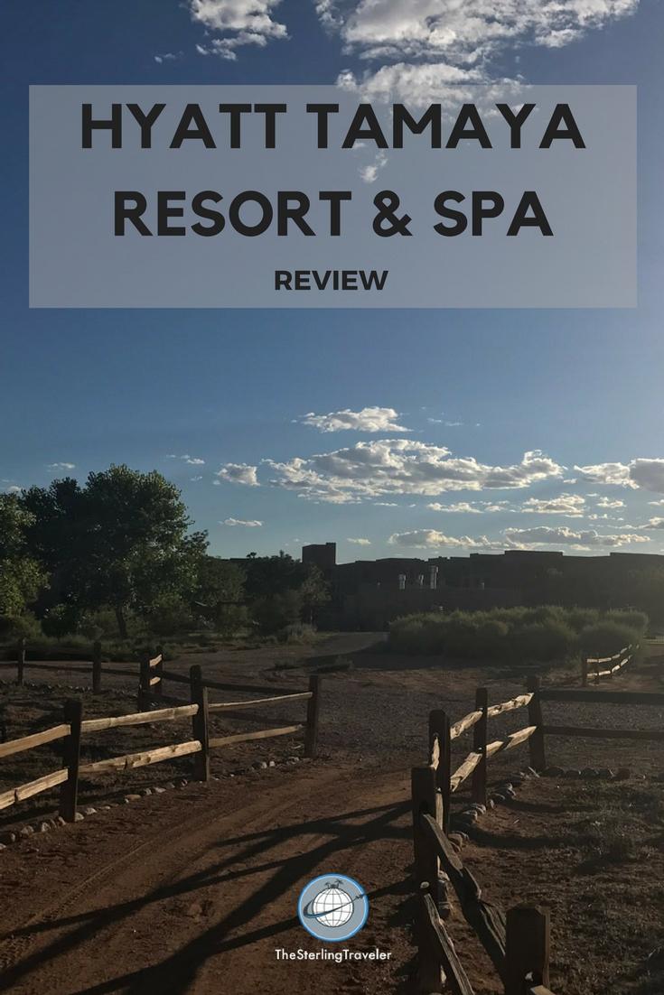 Hyatt Regency Tamaya Resort & Spa Review