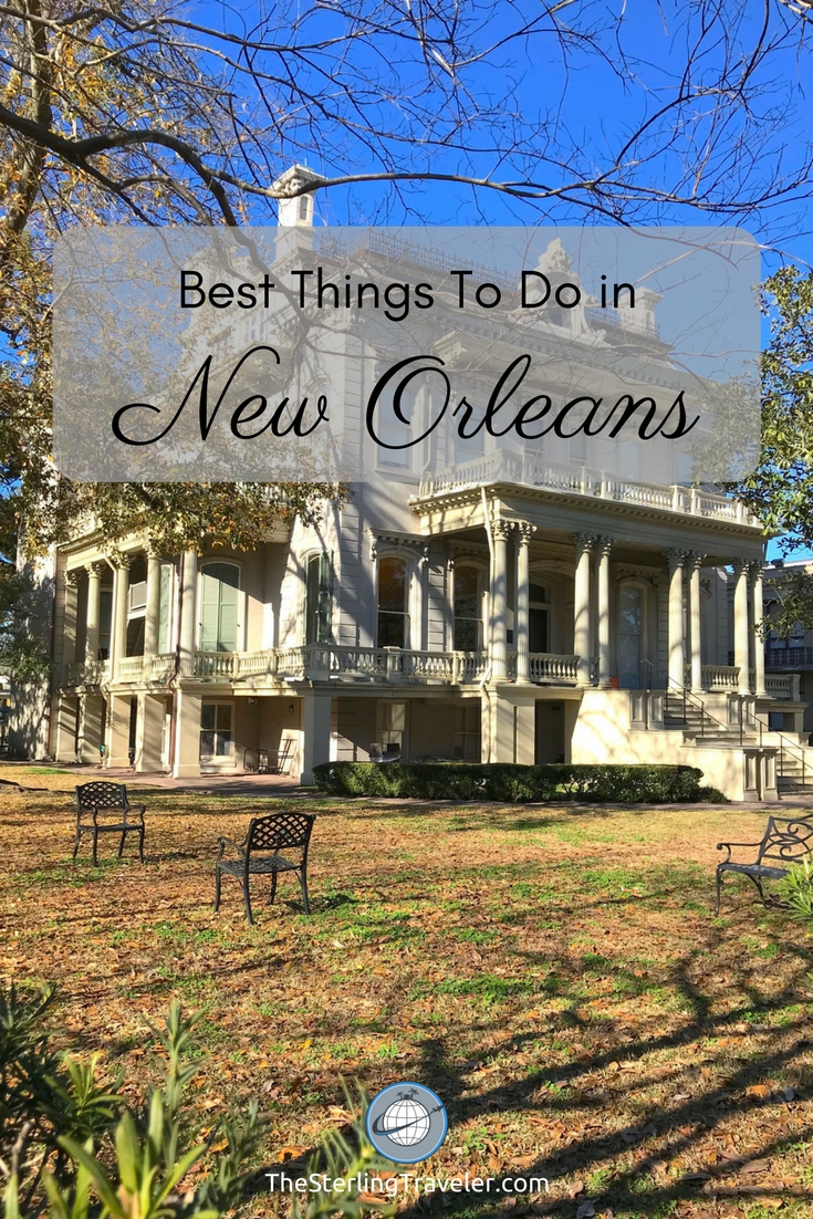 What to do 3 days in new orleans for What to do on new orleans