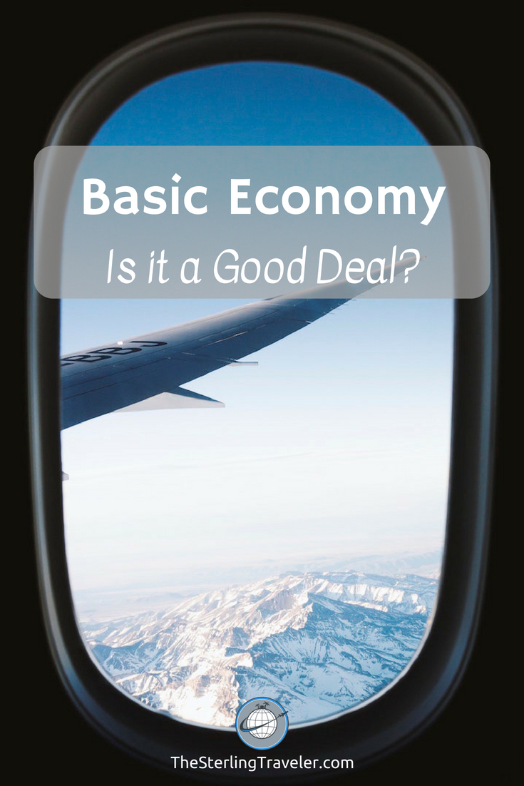 is basic economy worth it or a good deal? #basiceconomy #travel #budgettravel #cheaptravel #airlines #airtravel #airfare #cheapticket #cheapairfare