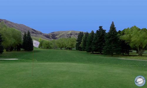 Park City Golf Course in the Summer