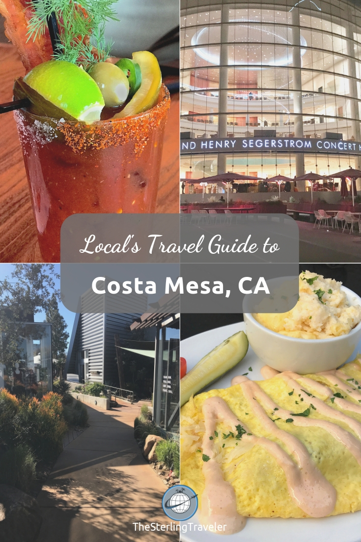 Travel like a local to Costa Mesa, California! Know where to go for arts, entertainment, culture, and food in the city of arts. All about things to do in Costa Mesa.#travelcostamesa #california #travelguide #foodietravel #localguide #costamesa #cityofarts #thingstodo